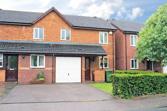 Thumbnail Semi-detached house to rent in Gundry Close, Leamington Spa