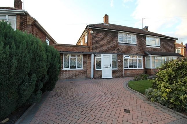 Thumbnail Semi-detached house for sale in High Street, Stanwell, Staines-Upon-Thames