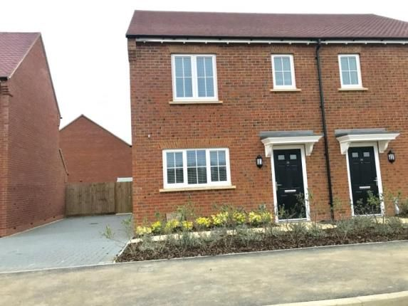 3 bed semi-detached house for sale in Wardington Road, Banbury, Oxfordshire