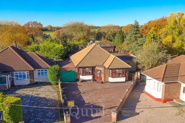 Thumbnail Detached bungalow for sale in St. Agnes Road, Billericay
