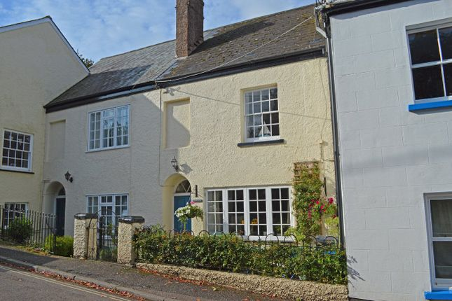 Thumbnail Terraced house for sale in Sowden Lane, Lympstone, Exmouth