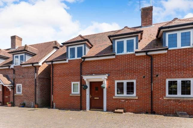 Thumbnail Terraced house for sale in North Warnborough, Hook, Hampshire