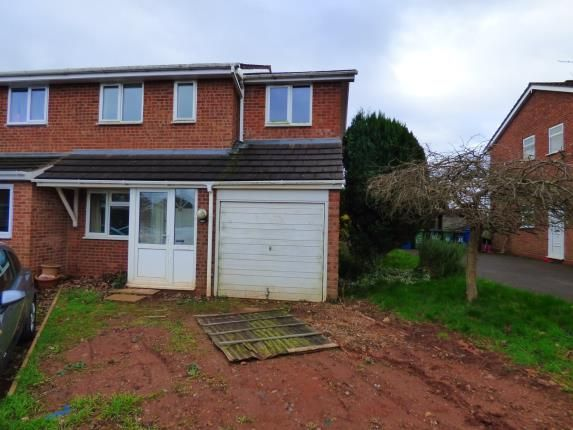 Front of Cheviot, Wilnecote, Tamworth, Staffordshire B77