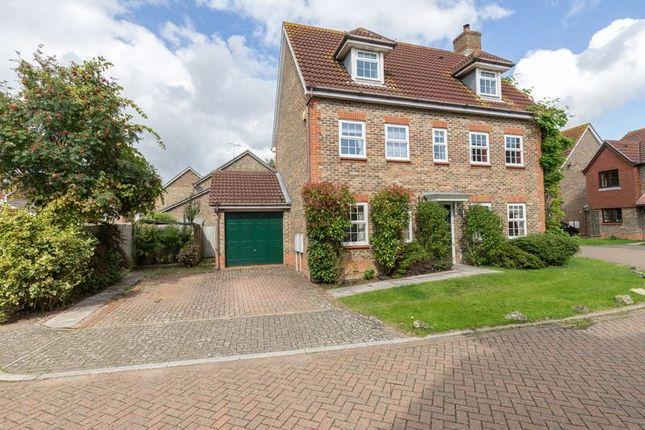 Thumbnail Detached house for sale in Foxbridge Drive, Hunston, Chichester