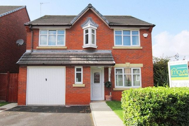 Thumbnail Detached house for sale in Tavington Road, Halewood, Liverpool