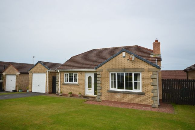 Thumbnail Bungalow for sale in Ruskin Close, High Harrington, Workington