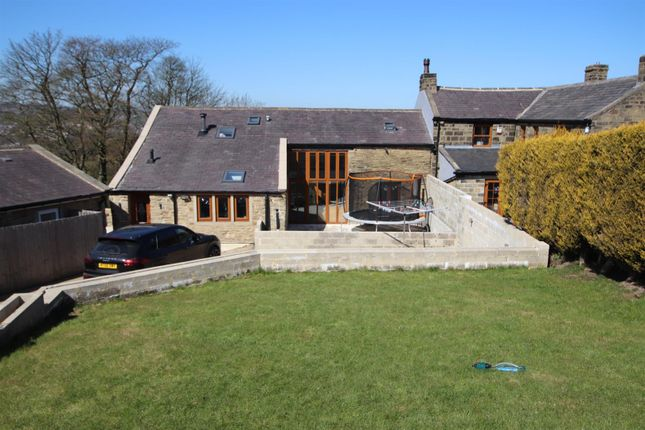 Thumbnail Barn conversion for sale in Back Shaw Lane, Hainworth Shaw, Keighley