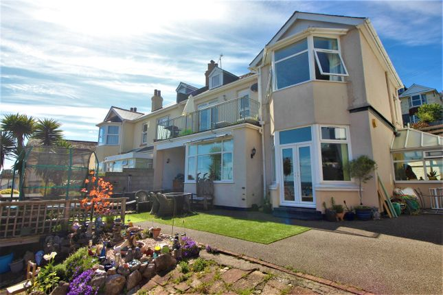 Thumbnail Semi-detached house for sale in Headland Park Road, Paignton