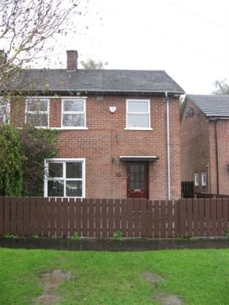 Thumbnail Semi-detached house to rent in Knockland Park, Belfast
