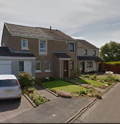 Thumbnail Terraced house to rent in Hollybank Place, East Calder, Livingston