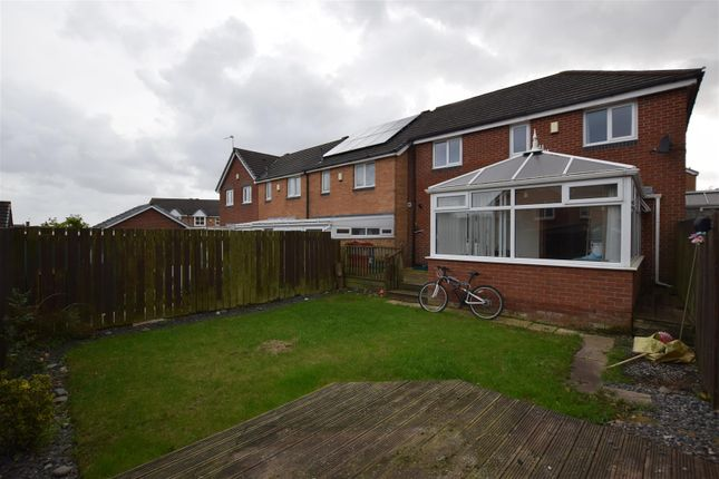 3 bed terraced house to rent in Bewley Steps, Barrow-In-Furness LA13