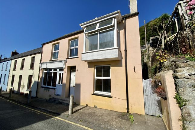4 bed semi-detached house for sale in Goodwick Industrial Estate, Main Street, Goodwick SA64