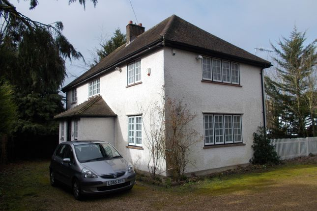 Thumbnail Detached house to rent in Oxhey Road, Watford