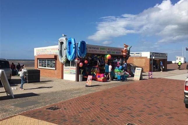 Thumbnail Retail premises for sale in 2 X Seaside Shops LL18, Denbighshire