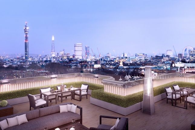 Thumbnail Flat for sale in The Compton, Lodge Road, St Johns Wood, London