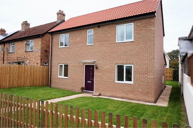 Thumbnail Detached house for sale in Smithy, Taunton