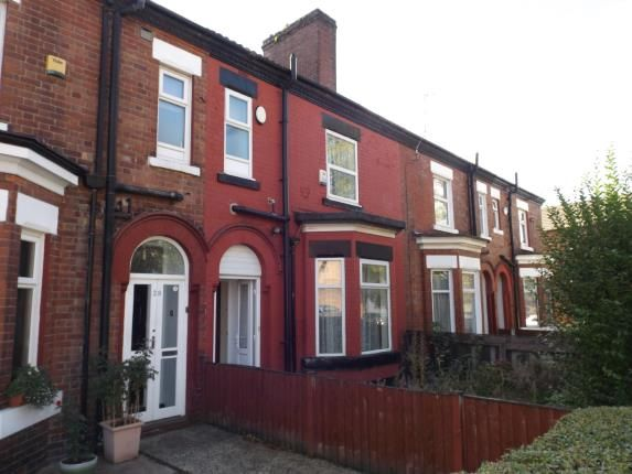 Thumbnail Terraced house for sale in Richmond Grove, Manchester, Greater Manchester, Uk