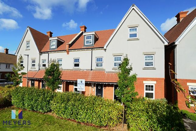 Thumbnail Town house for sale in Westerman Way, Wareham BH20.