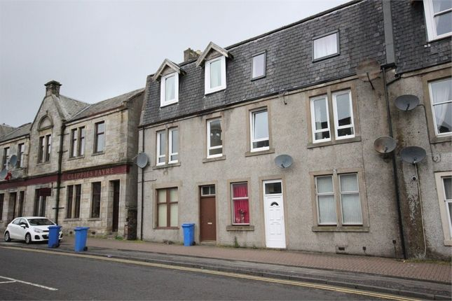 Thumbnail Flat for sale in 9 Station Road, Kelty, Fife