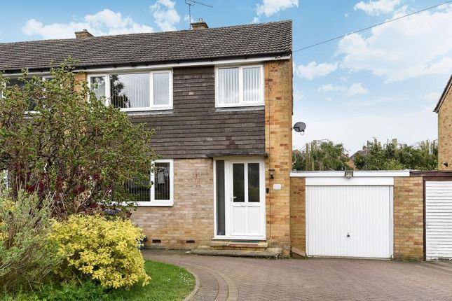 Thumbnail Semi-detached house to rent in Wards Crescent, Bodicote