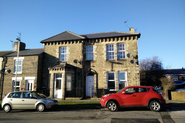 Thumbnail Flat for sale in Wesley Street, Crook, County Durham