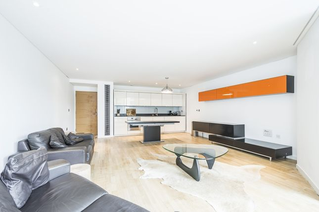 Thumbnail Flat to rent in Marshall Building, Hermitage Street, London
