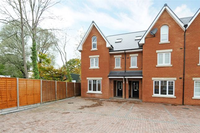 Thumbnail Terraced house for sale in Rushlight Mews, Chessington, Surrey