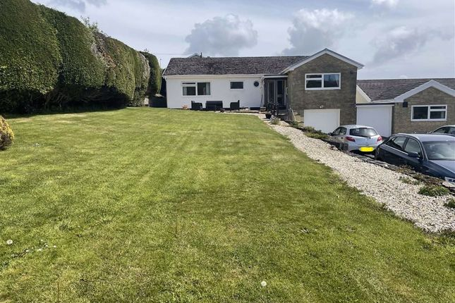 3 bed detached bungalow for sale in Glynderi, Tanerdy, Carmarthen SA31