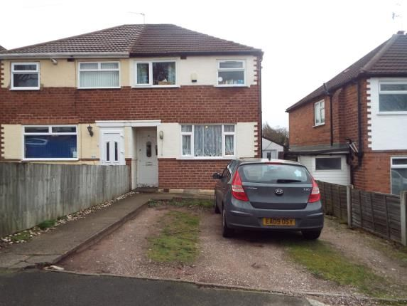 Thumbnail Semi-detached house for sale in Tresham Road, Birmingham, West Midlands