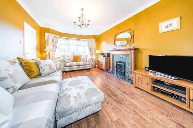 Lounge of Copperwood, Norton, Runcorn, Cheshire WA7
