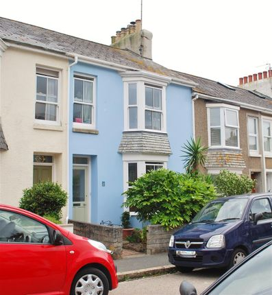 Thumbnail Terraced house for sale in Bay View Terrace, Penzance