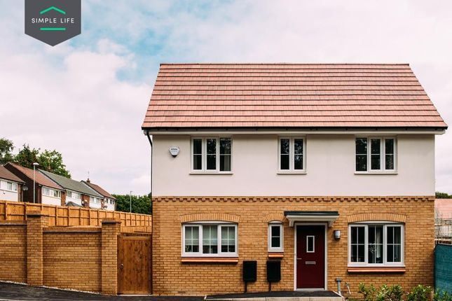 Thumbnail End terrace house to rent in Deacon Trading Estate, Earle Street, Newton-Le-Willows