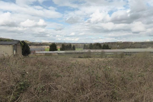 Thumbnail Property for sale in Land Adjacent, Parkside Close, Codnor Park, Ironville