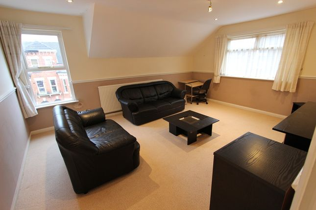 Thumbnail Flat for sale in Central Road, Didsbury