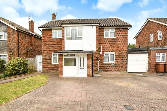 Thumbnail Detached house for sale in Albury Drive, Pinner, Middlesex