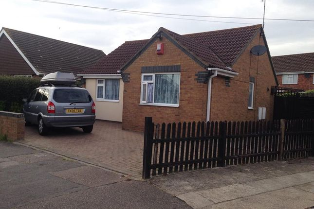 Thumbnail Bungalow to rent in Douglas Street, Clacton-On-Sea