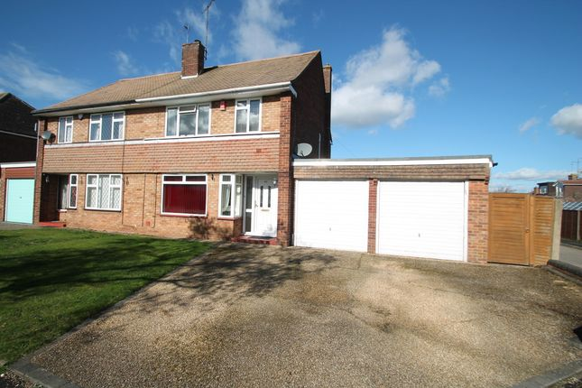 Thumbnail Semi-detached house for sale in Westmorland Avenue, Aylesbury