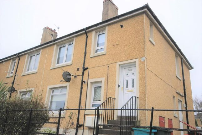 Thumbnail Flat for sale in Bellshill Road, Motherwell