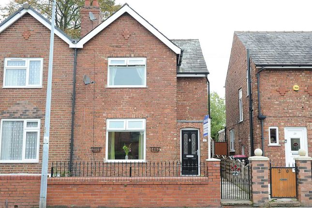 Thumbnail Semi-detached house to rent in Fir Street, Cadishead, Manchester