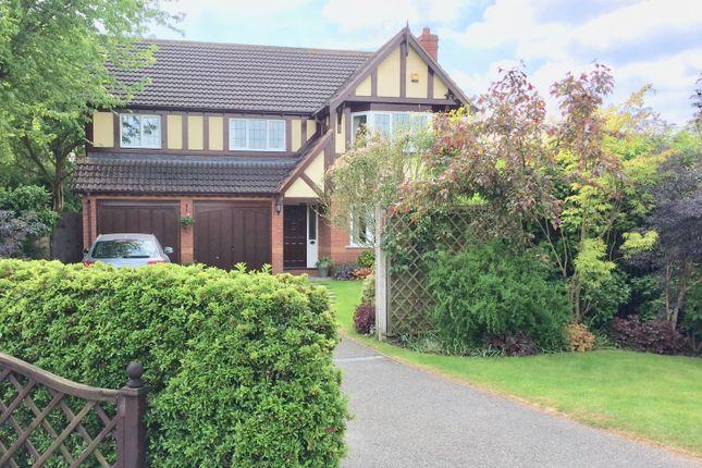 Thumbnail Detached house for sale in Talland Avenue, Amington, Tamworth