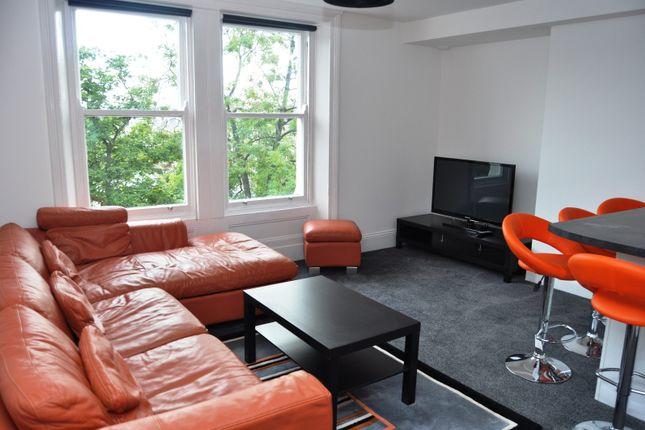 Thumbnail Flat to rent in Jesmond Road, Sandyford, Newcastle Upon Tyne