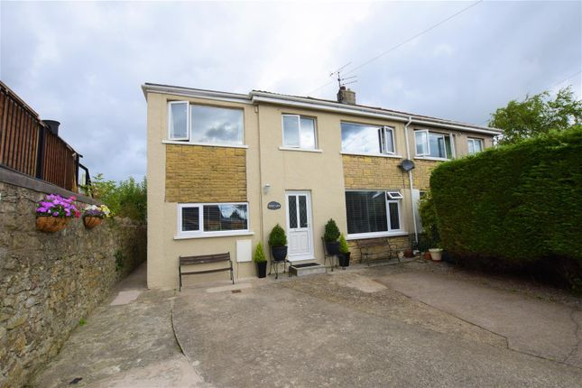 Thumbnail Semi-detached house for sale in Main Road, Coychurch, Bridgend
