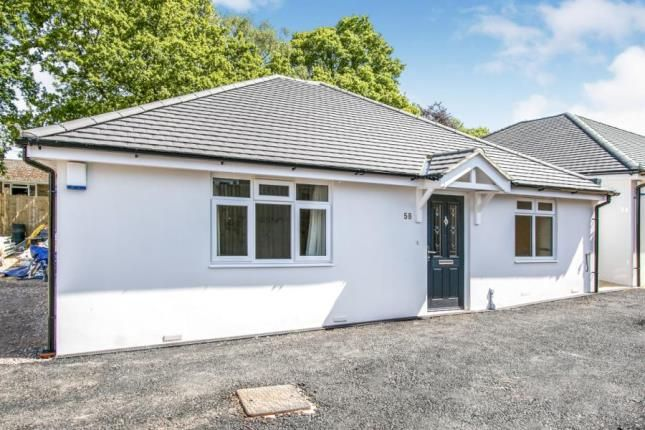 Thumbnail Bungalow for sale in Knighton Heath, Bournemouth, Dorset