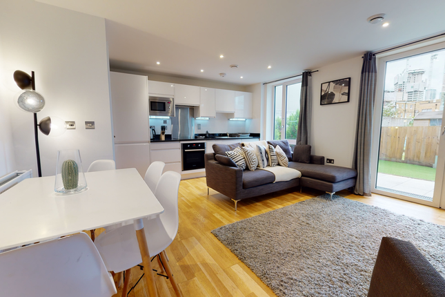 Thumbnail Flat to rent in 11 Keymer Place, London