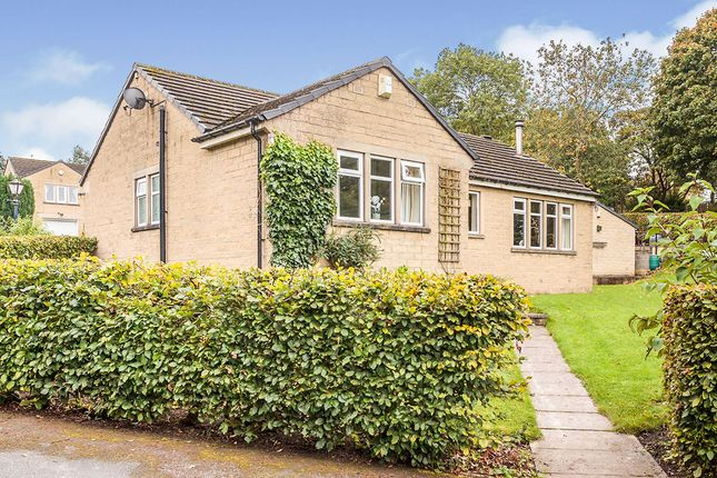 Thumbnail Bungalow for sale in Spenfield Court, Liversedge, West Yorkshire