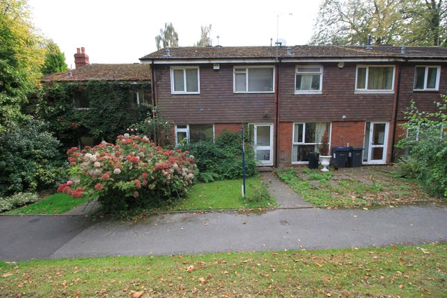 Thumbnail Terraced house for sale in Niall Close, Edgbaston, Birmingham