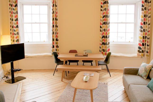 Thumbnail Flat to rent in Atholl Place, Edinburgh