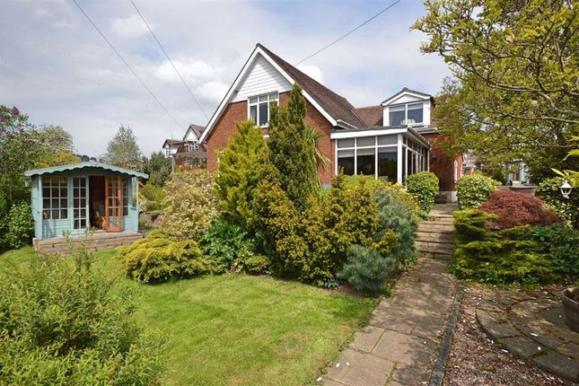 Thumbnail Detached house for sale in Monfa, Pine Tree Way, Pine Tree Way, Newtown, Powys