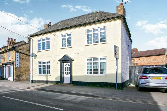 Thumbnail Detached house for sale in High Street, Somersham, Huntingdon