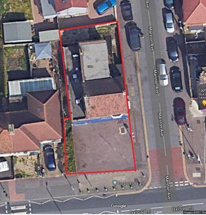 Thumbnail Flat for sale in Oxlow Lane, Dagenham